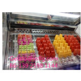 Gabinete do gelado de /Gelato do indicador do Popsicle