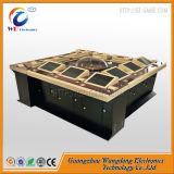 Machine électronique superbe de jeu de roulette d'homme riche pour le casino