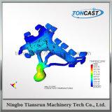 カスタマイズされたツールはダイカストメーカーアルミニウム亜鉛鋳造物型を、
