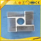 Tipo excelente disipador de calor de aluminio del peine de la protuberancia del radiador