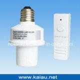 Titular de la lámpara de control remoto 433,92 MHz E27 Wireless RF (KA-RLH04)