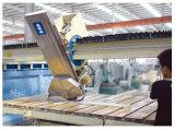 Machine de découpage en pierre automatique de passerelle pour le granit/marbre de découpage