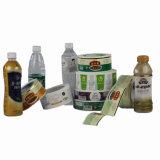 Collant auto-adhésif d'étiquette de qualité estampé par vente en gros pour le module de shampooing