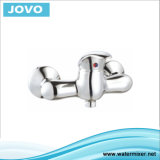 Mélangeur chaud et froid de l'eau de robinet de baignoire de mode de zinc (EC 72303)