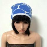 ジャカードロゴの100%のアクリルの帽子、