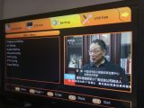 Sunplus 1507A H. 265 mini HD DVB-S2 con il supporto arabo WiFi, 3G, lan di IPTV