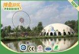 Paseos gigantes de la rueda de Ferris del parque de atracciones para la visita turística de excursión turística
