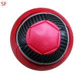 Balompié del balón de fútbol del PVC