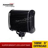 Acessórios poder superior de 4X4 108W Offroad 10 '' fora da barra clara do diodo emissor de luz da estrada