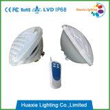 luz de la piscina de 12V 35W PAR56, luz subacuática, luz subacuática del LED, halógeno del reemplazo 300W