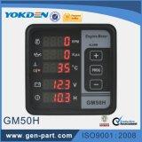 Petróleo de Digitas do motor de GM50h/medidor Multi-Functional temperatura de água