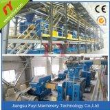 Máquina do granulador do fertilizante ou do produto químico do mais baixo preço de eficiência elevada