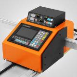 Machine de découpage portative de plasma de flamme de commande numérique par ordinateur de Simple-Bras