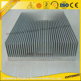 Disipador de calor de aluminio de la protuberancia del radiador de aluminio excelente