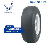Kingworld 13X5.00-6 de Band van Go-kart 10X4.5-5