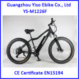 Diamondback Hidden Battery Electric Fat Tire Bicicleta com luz de freio