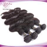 Weave 100% волос оптовой продажи объемной волны выдвижений человеческих волос девственницы