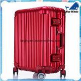 Bw249 2016新式の赤いアルミニウムフレームのトロリー荷物