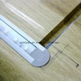 Perfil de aluminio anodizado para el sistema de iluminación del suelo del LED