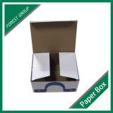 Spitzenabdeckstreifen mit Zerstampfung-Unterseiten-kundenspezifischem Papierkasten
