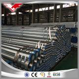 Cuerdas de rosca de acero atornilladas y Socketed del tubo BS1387 de la rosca de tubo estándar de acero galvanizada de los tubos BS21 de tubo