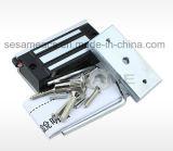 C.C. segura 12V del bloqueo de puerta de la inducción magnética de bloqueo 60kg/132lb de la puerta del fall eléctrico del bloqueo magnético para el sistema del control de acceso de la entrada de puerta