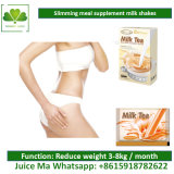 Burning Fat Slimming Milk Shakes, chá de leite completo para perda de peso