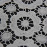 Tissu chimique de lacet pour des vêtements de femmes