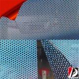 Personalizado unidireccional de la visión etiqueta de la ventana de malla para el parachoques (MEST-01)