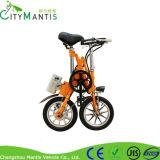 Due rotelle che piegano bici elettrica per il commercio all'ingrosso