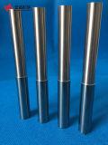 Barra aburrida de la vibración anti del carburo de la fabricación con el líquido refrigerador y roscada