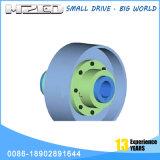 Acoplador de gran tamaño del engranaje del tambor de la rueda de freno para la rafadora