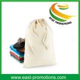 형식 자연적인 색깔 면 화포 끈달린 가방