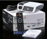Nuevo Luxcine C5d Home Theater DLP LED Proyector Mini 1080P Soporte 2D-3D 500 Lumens portátil