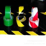 Gelb-Schwarzes Haltesignal-Band für Fußboden-WARNING