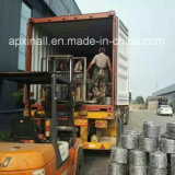 農場の塀の製造業者PVCは電流を通されたXinao農業の塀の有刺鉄線に塗った