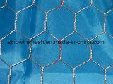 PVCによって塗られる電流を通された家禽の網