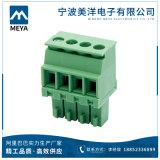 Verbinder-federgelagerte Klemmenleisten des 5.08mm Abstand-4pin China für gedruckte Schaltkarte