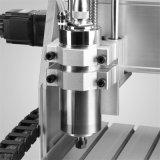 3 лазер Engarving маршрутизатора CNC оси 6040 высекая машину