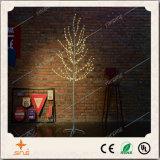 세륨 &RoHS 하우스 파티 훈장을%s 승인되는 Sakura 나무 빛 180cm 200LED