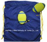 Foldable引くことの網袋、フットボール、ライト級選手、便利および便利、余暇、スポーツ、昇進、アクセサリ及び装飾の袋