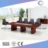 Tavolo di riunione poco costoso moderno dell'ufficio di prezzi popolare, scrittorio di congresso