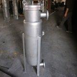 410mm - 810mm einzelnes Beutel-Edelstahl-Wasser-Beutelfilter-Gehäuse