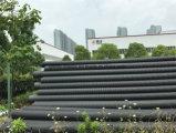Tubo hueco de alta calidad de la pared de HDPE
