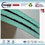 Hoja de aluminio de aislamiento de espuma de XPE techos de metal Revestimiento