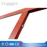 Finestra materiale della stoffa per tendine di vetro Tempered della lega di alluminio della Cina Tbuilding