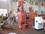 Briquetters 기계를 재생하는 자동적인 알루미늄 철 금속 작은 조각 수압기-- (SBJ250B)
