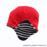 Шлем Beanie шлема жаккарда шлема POM POM связанный шлемом