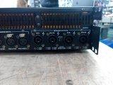 Laboratoire à extrémité élevé. Amplificateur de puissance sonore de delta de Gruppen Fp10000q