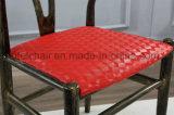 椅子を食事するYデザイン十字の背部食事の家具